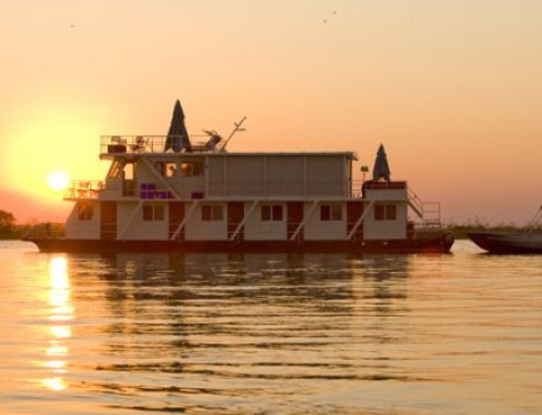 What's in a name: Zambezi Voyager